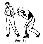 Кикбоксинг. Прямые удары руками. Правый прямой удар в туловище