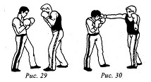 Кикбоксинг. Прямые удары руками. Правый прямой удар в голову